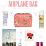 What's In My Airplane Bag