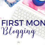 Blog Chat: Party of Sarah is One Month Old!