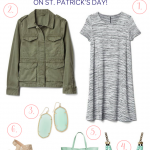 How to Wear Green On St. Patrick's Day!